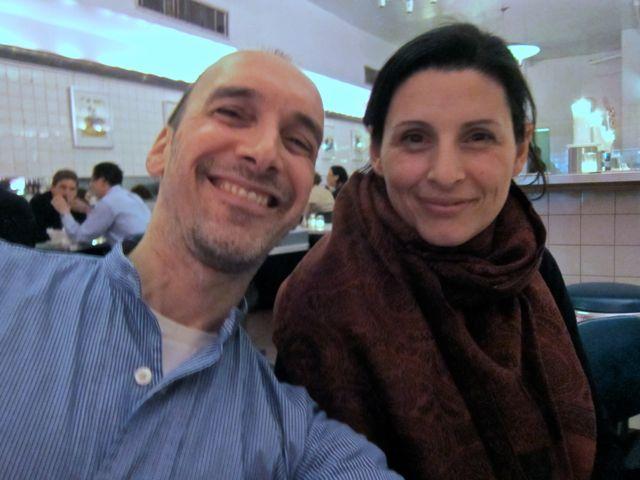 Peter and Marina
